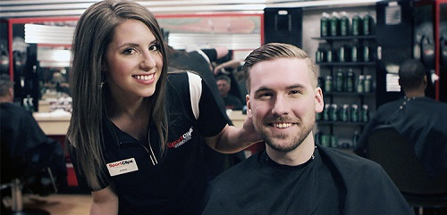 Sport Clips Haircuts of Charlotte - South End​ stylist hair cut